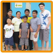 Home stay Montañita Spanish School